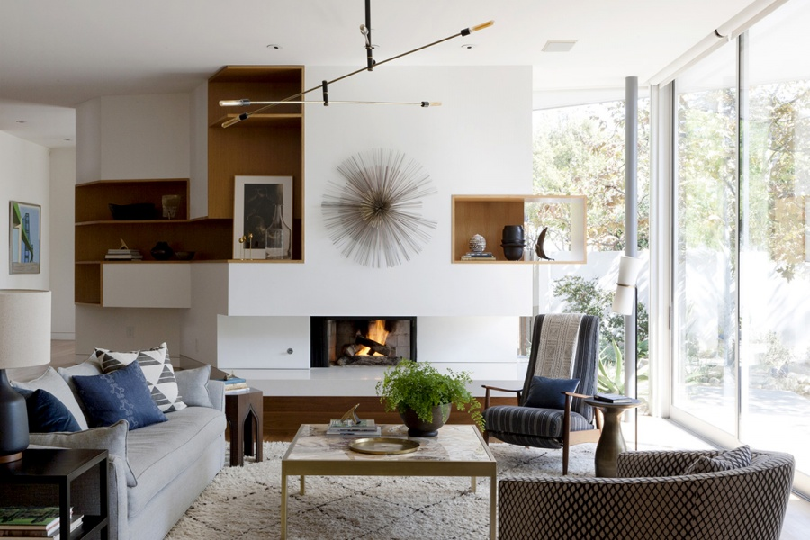 20 Best Attractive Farmhouse Living Room Design Ideas