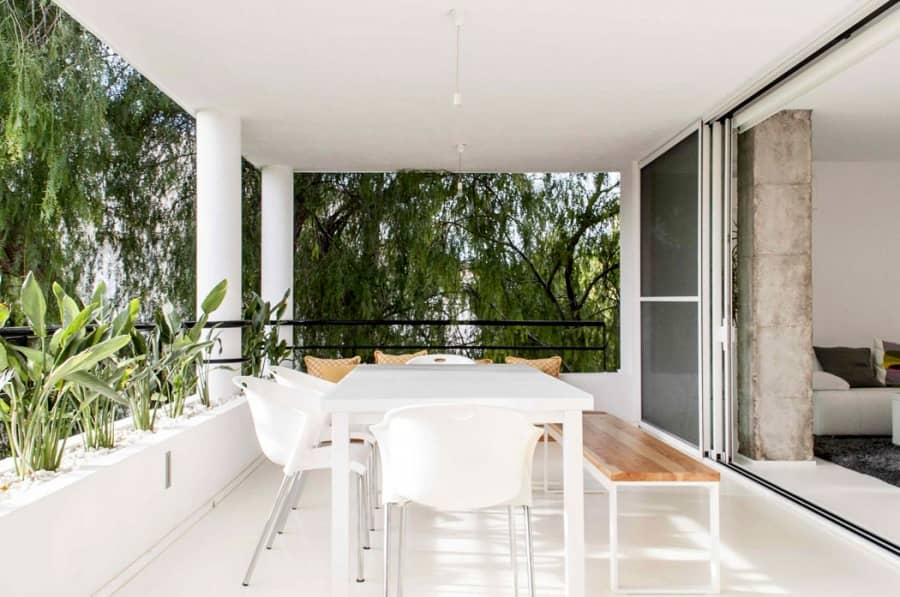 Дизайн маленькой квартиры в Испании, фото