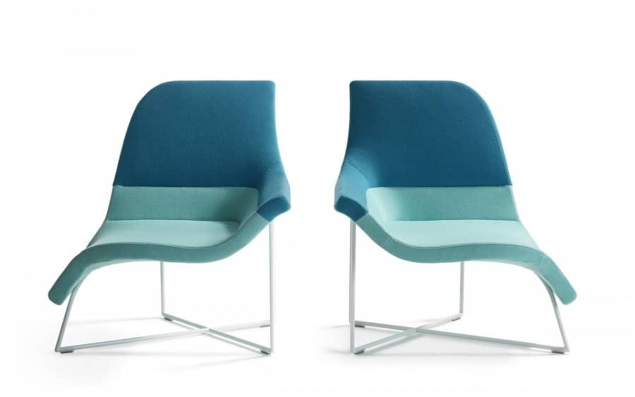 Gemini chair — эргономичное кресло для дома и офиса, фото