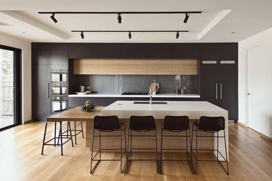 Красивый интерьер современного дома в Австралии, фото