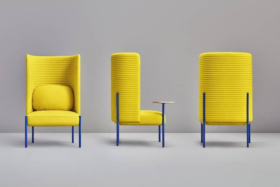 Кресло Ара: уголок уединения и комфорта, фото