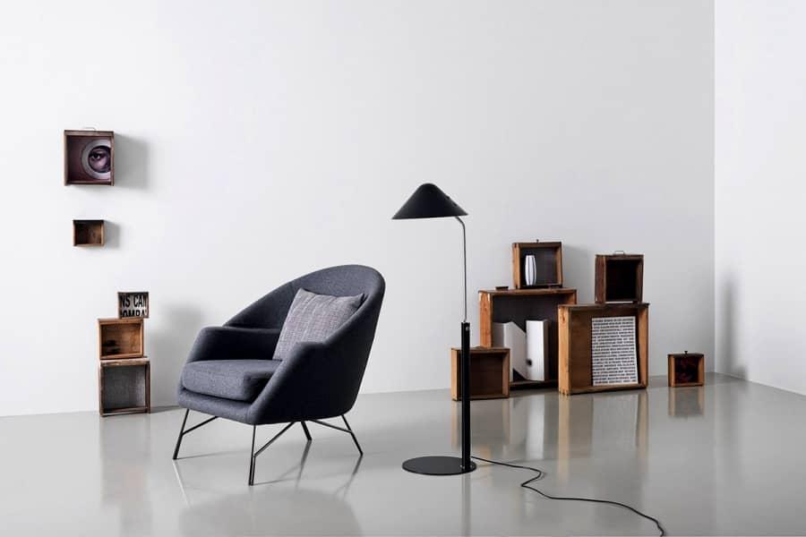Кресло Chillout — старая классика в новом дизайне, фото