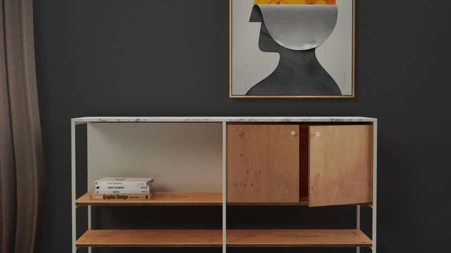 Мебель в стиле модерн от Joeri Horstink & Jelle Baars, фото