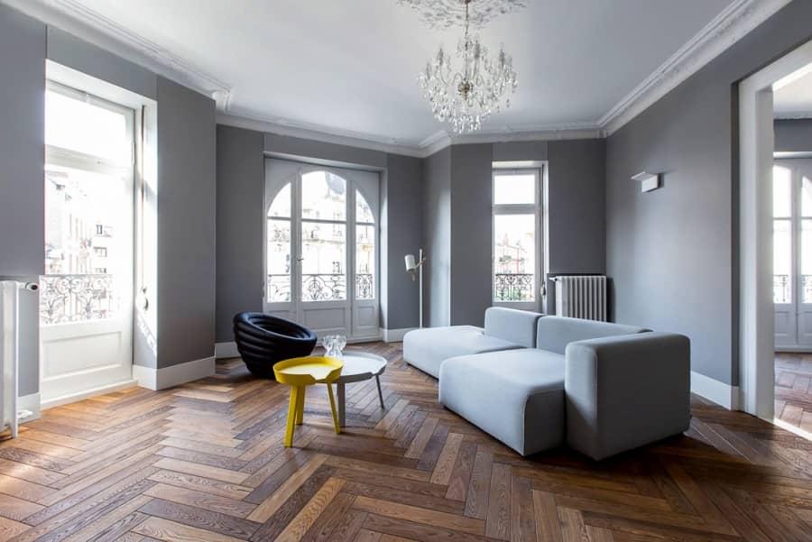 Модерн и винтаж: апартаменты Страсбурге от YCL, фото