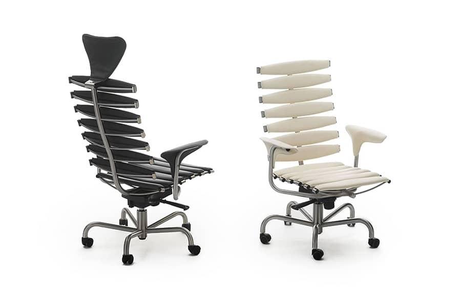Офисное кресло Skeleton — максимальный комфорт, фото