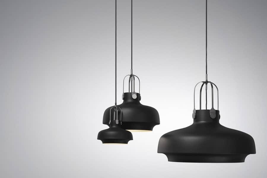Подвесной светильник Copenhagen Pendant SC6 от датских дизайнеров, фото