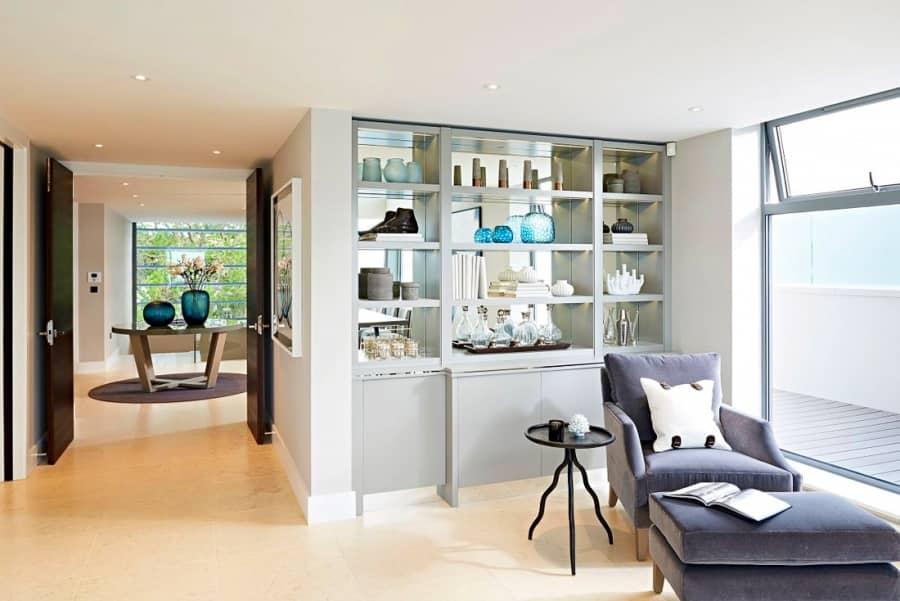 Роскошная резиденция с видом на море от David James Architects & Associates Ltd, фото