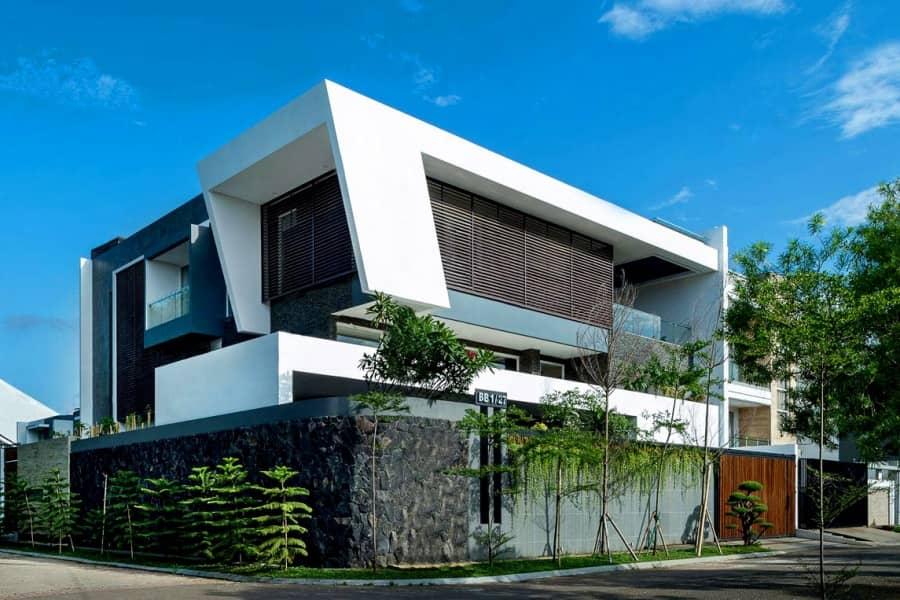 Тропический рай: роскошный дом в столице Индонезии, фото