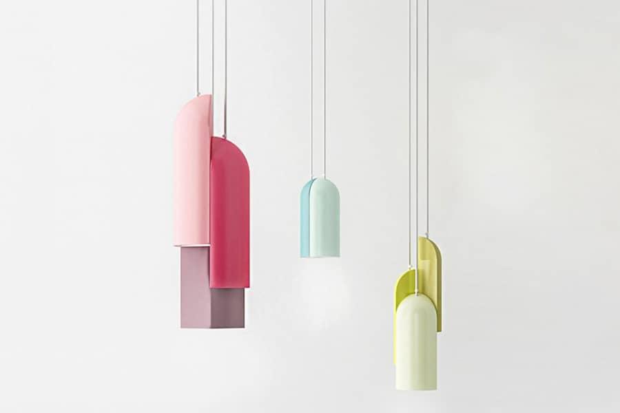 Современное освещение от Stone Designs, фото