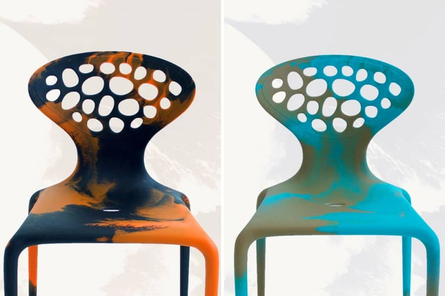 Внеземная реальность: сверхъестественный стул от Росса Лавгрува, фото