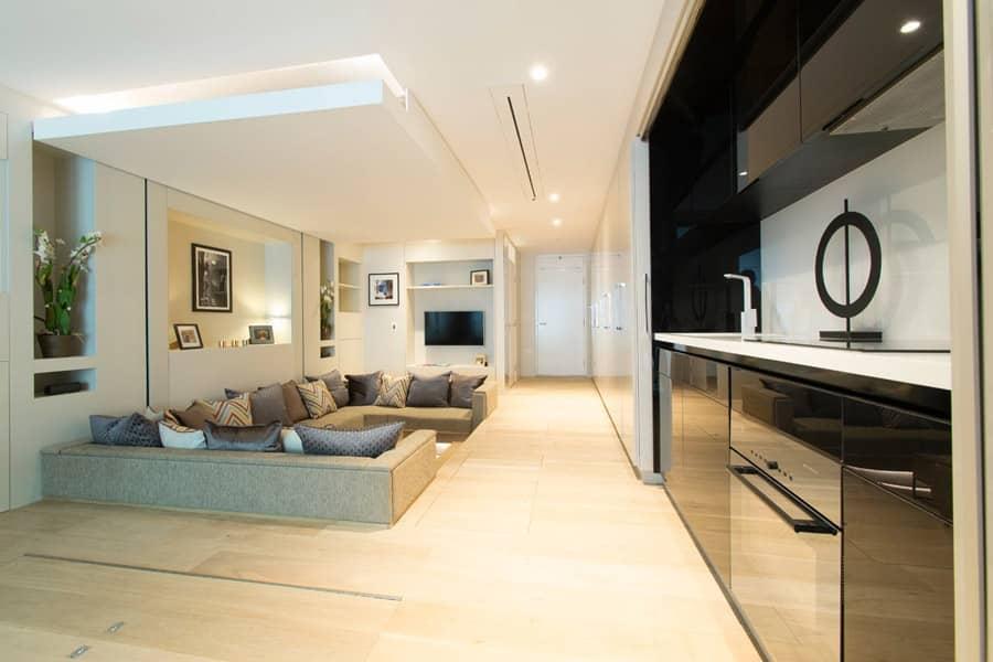 YO! Home — небольшая квартира-трансформер, фото