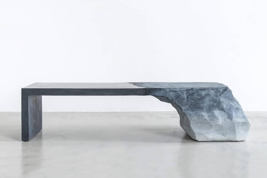 Функциональное искусство: скамейка от Фернандо Мастранжело, фото