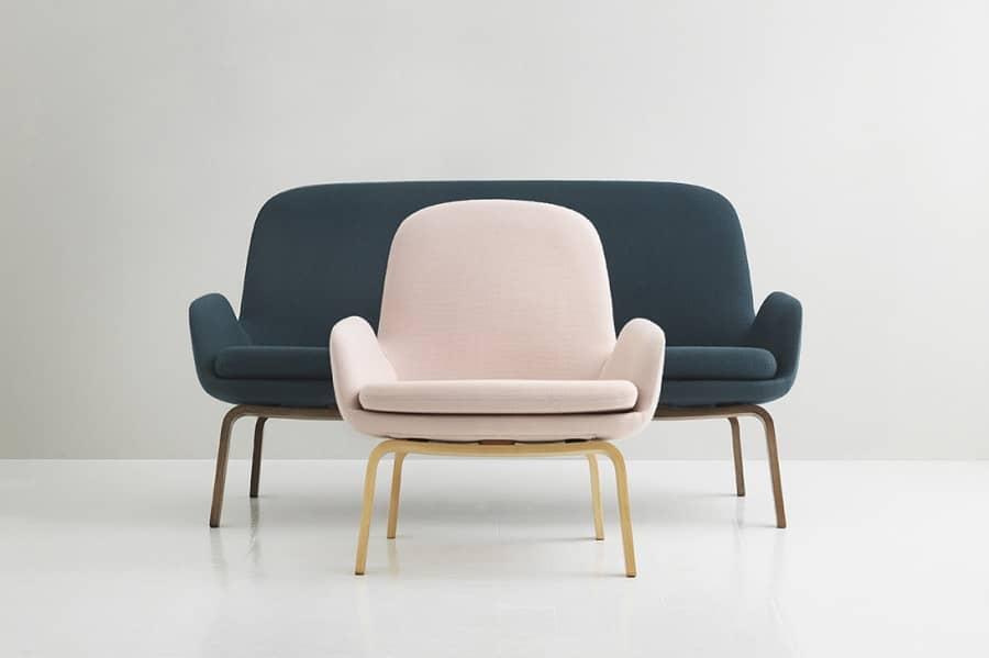 Мебель для маленькой квартиры: диваны в стиле модерн от Normann Copenhagen, фото