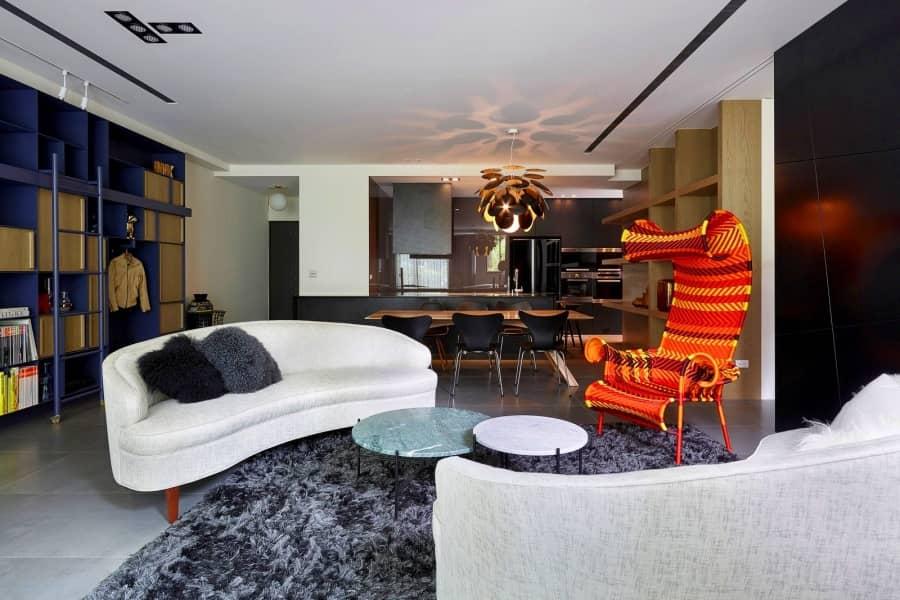Шикарна квартира для молодої пари з Тайбею, фото