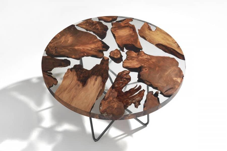 Дизайн, который объединяет: стол Earth Table от создателя стиля хай-тек, фото